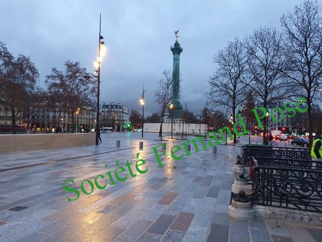 Chantier Bastille